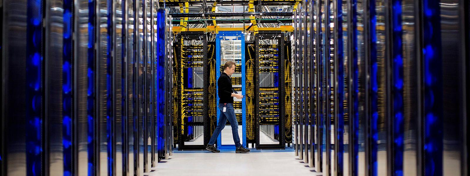 Unternehmen lagern immer mehr Daten aus, zum Beispiel in solche Datencenter wie von Microsoft Azure, der Cloud-Tochter des IT-Giganten.