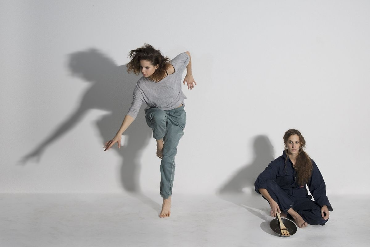 Annick Schadeck und Michèle Tonteling