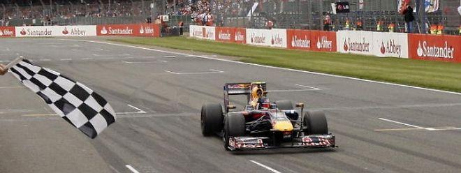 Die Rennstrecke in Silverstone bleibt auch 2010 im Kalender der Formel 1.
