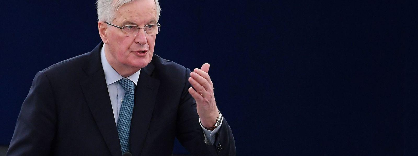 Pour Michel Barnier, le négociateur en chef de l'UE, le Brexit n'a aucune valeur ajoutée.