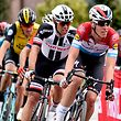 Bob Jungels (Quick-Step) und Michael Matthews (AUS/Sunweb) - Amstel Gold Race 2018 - Foto: Serge Waldbillig