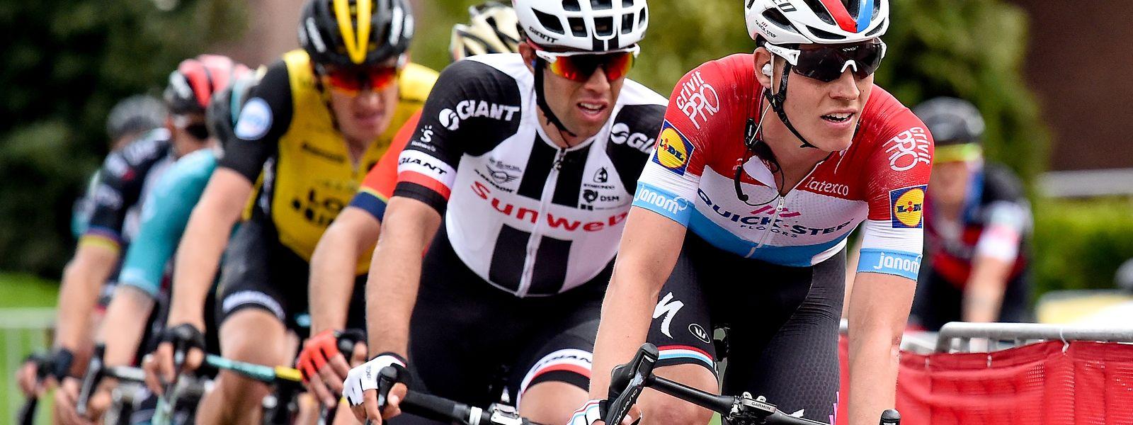 Während der Tour de France verpassen Sie nichts, was den Luxemburger Bob Jungels (r.) betreffen sollte.