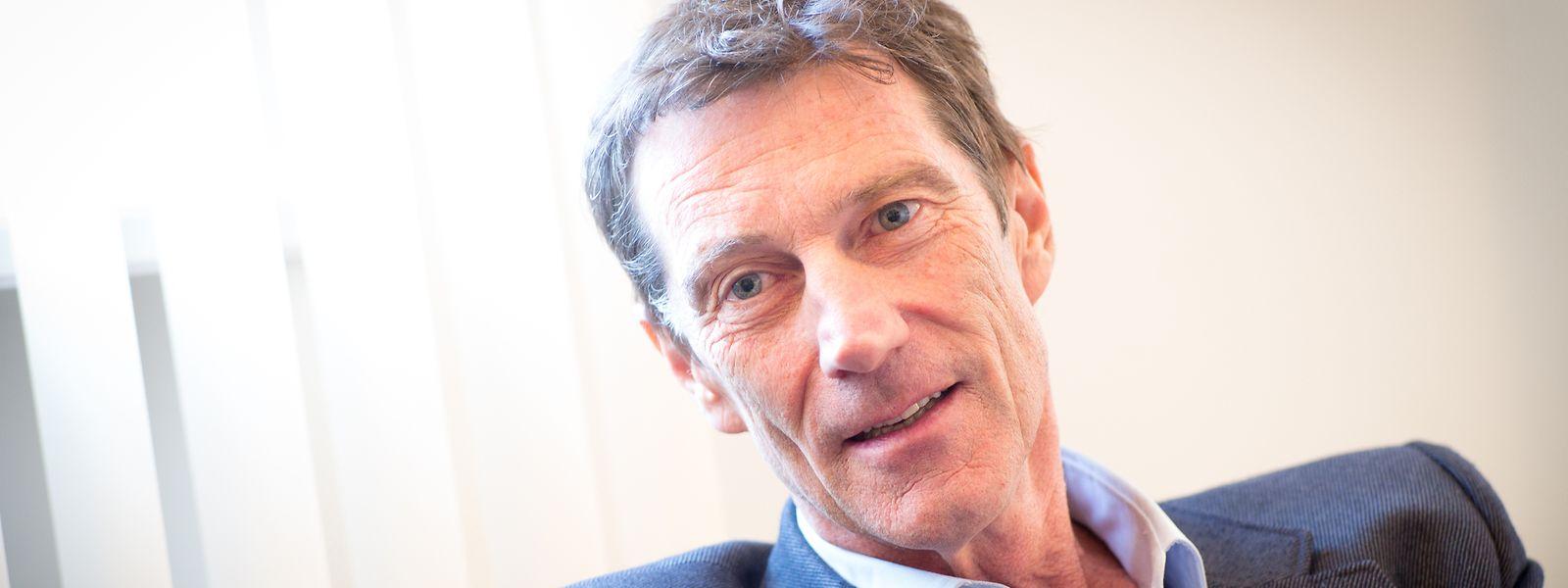 Eugène Berger wurde 59 Jahre alt.