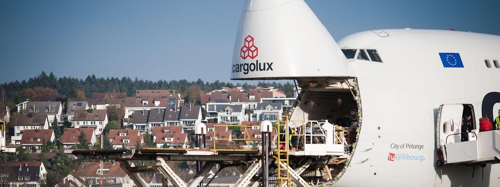 Cargolux a annoncé un bénéfice record de 211 millions pour 2018, en augmentation de 73% comparé à 2017.