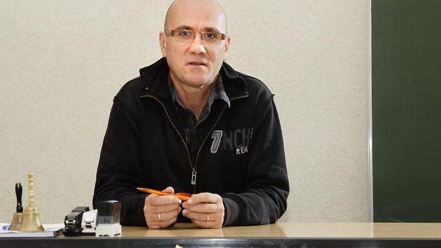 Paul Pettinger, enseignant à l'école francophone de Walferdange.