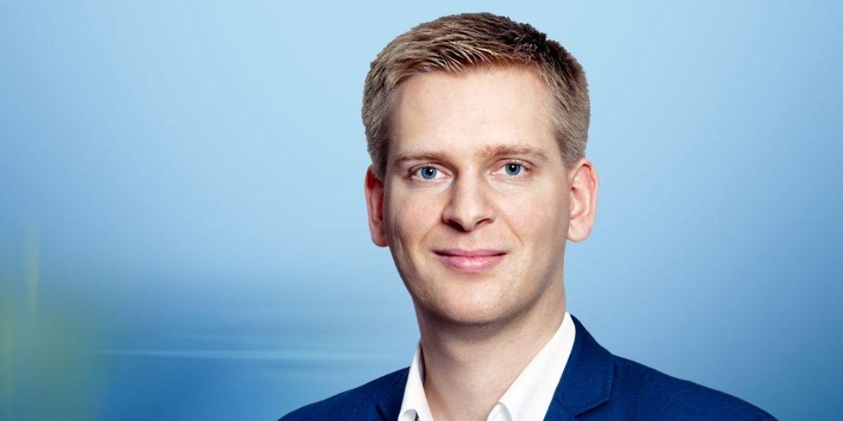 Jeff Feller, futur chef de cabinet du Premier ministre, à compter du 1er septembre.