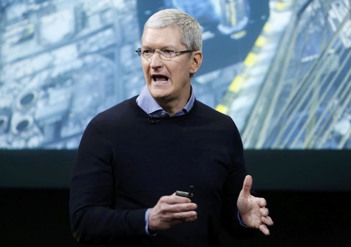 Tim Cook folgte auf Steve Jobs.