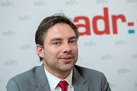 Fred Keup wird am 14. Oktober als Abgeordneter vereidigt und tritt in die großen Fußstapfen von Gast Gibéryen.