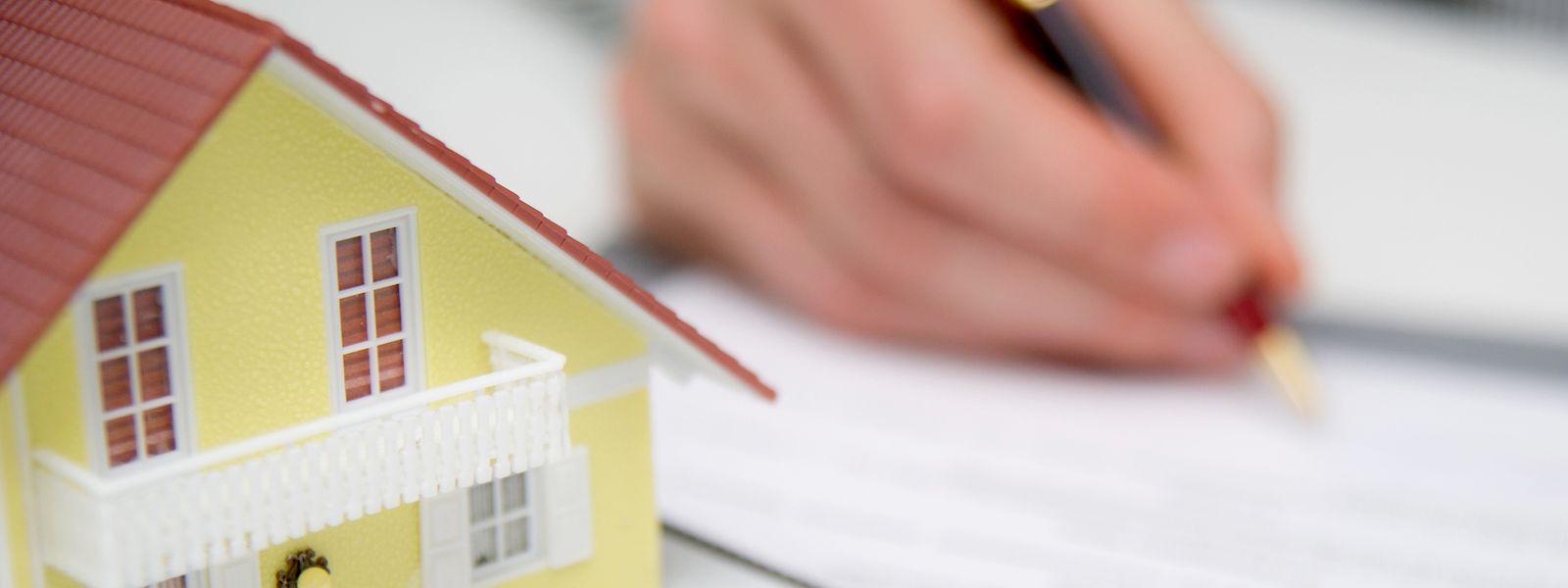 Selbst mit Rücklagen haben Mittelverdiener es schwer, sich ein Eigenheim in Luxemburg zu leisten.