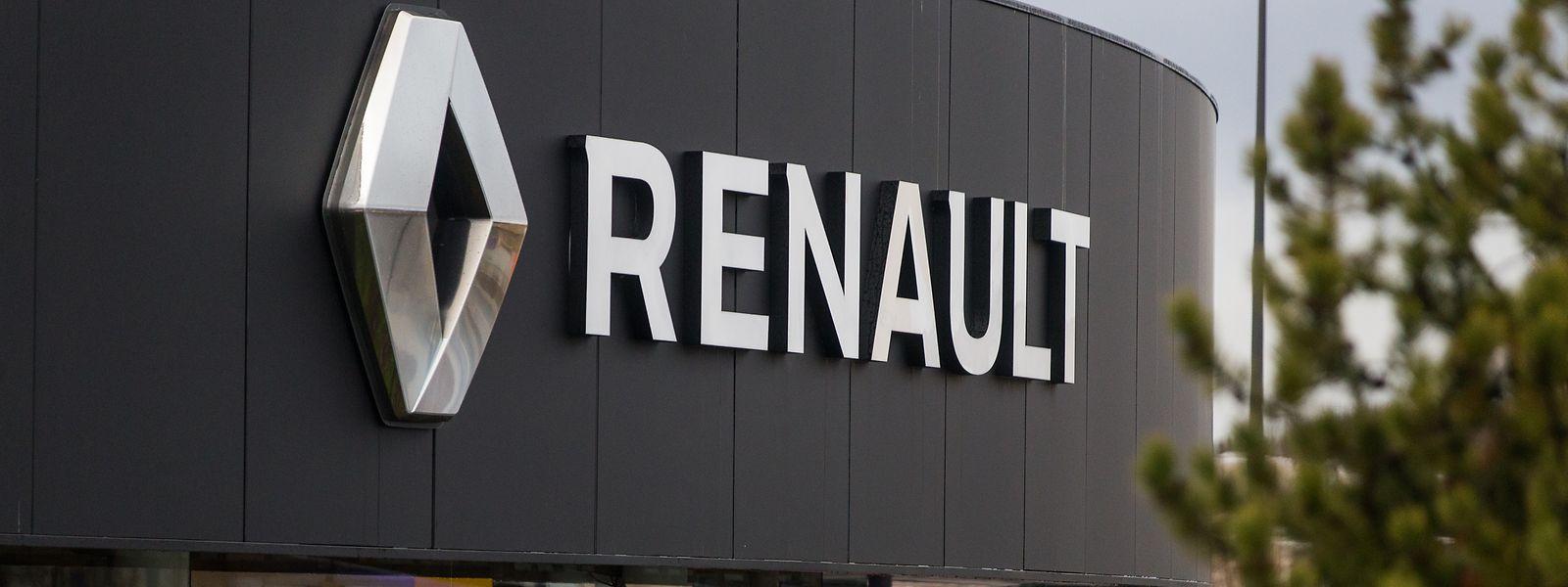 Seit der Affäre um den Ex-Chef Carlos Ghosn ist renault unter Druck: Renault.