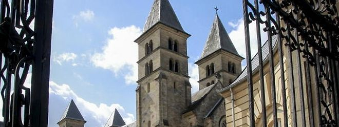 Die Echternacher Basilika bot als Spielstätte des Festivals den perfekten Rahmen.