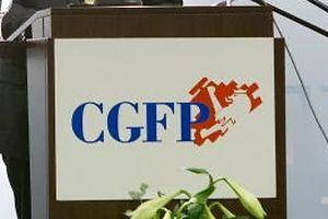 Emile Haag lors 48 eme Conference des Comites de la CGFP a Luxembourg le 08 Decembre 2014