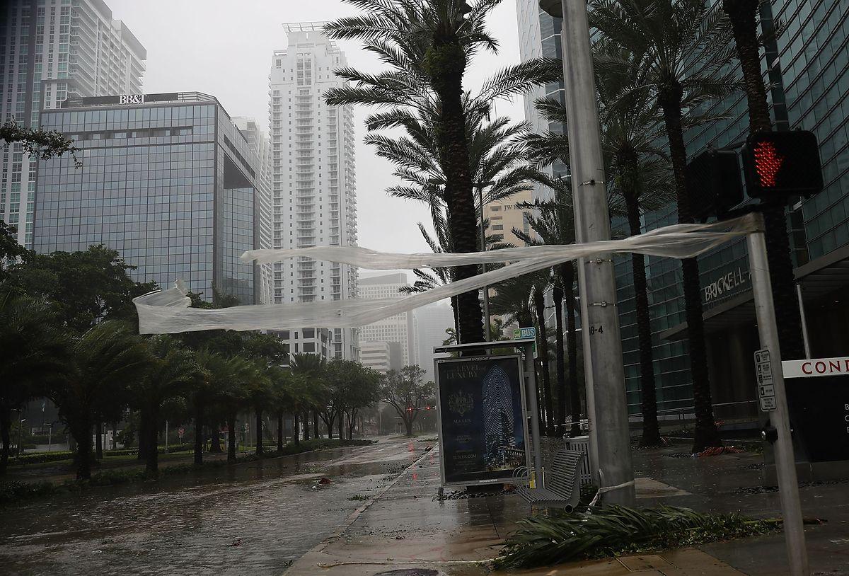 Laut Gouverneur Scott ist Florida insgesamt gut auf den Hurrikan vorbereitet.