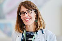 A pediatra Isabel De La Fuente, da KannerKlinik, dá alguns conselhos aos pais.