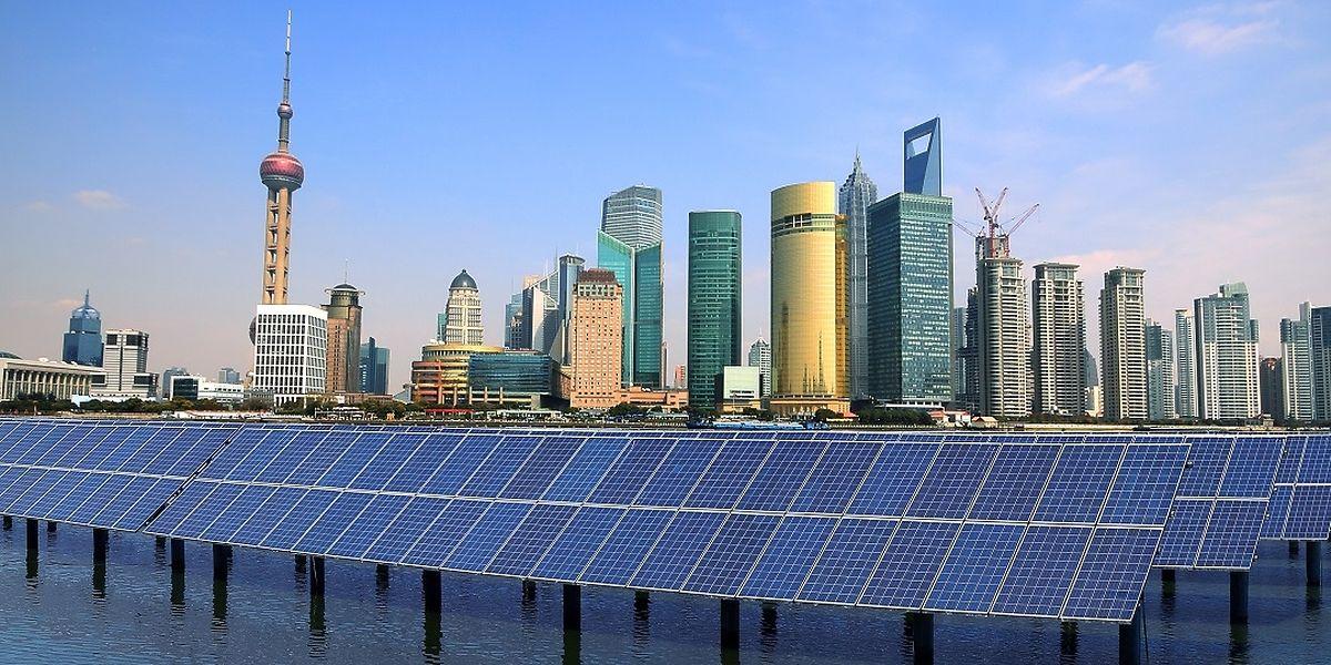 Allein 2017 kamen in China so viele Solaranlagen dazu wie einst Deutschland insgesamt gebaut hat.