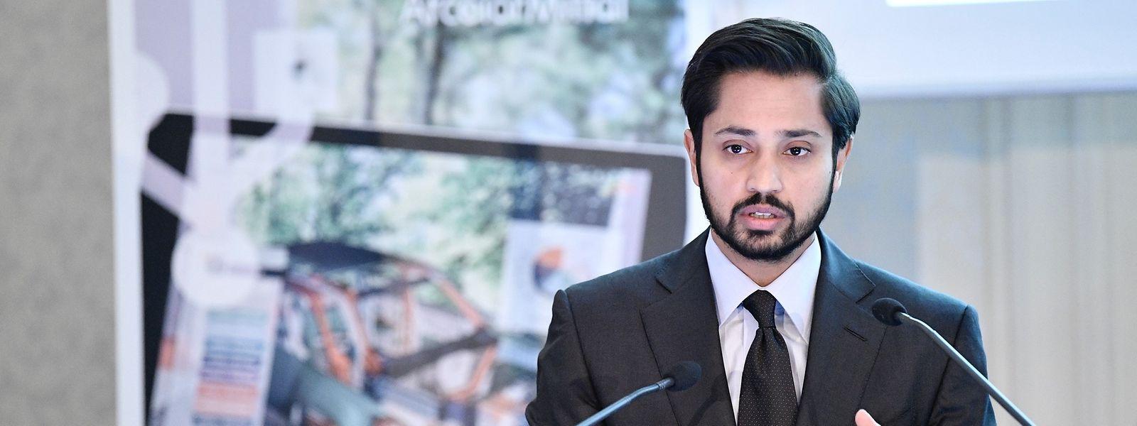 Aditya Mittal est actuellement directeur général d'ArcelorMittal Europe et directeur financier du groupe.