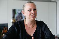 wort.fr, Carole Dieschbourg, Abfall Strategie, stratégie zéro déchets Foto: Anouk Antony/Luxemburger Wort