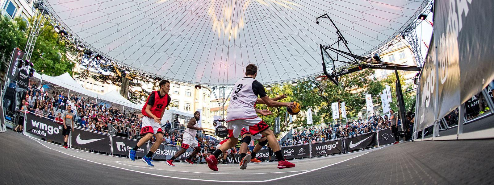 Seit Jahren finden auf der ganzen Welt 3x3-Turniere statt. Ab 2021 werden solche Events auch in Luxemburg ausgetragen.