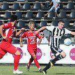 Progrès-F91 fecha quarta ronda da Liga BGL