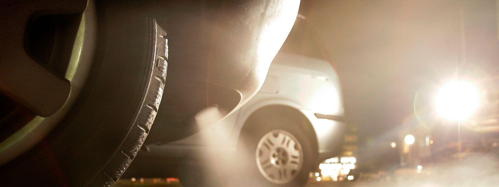 Der Straßenverkehr ist einer der Hauptemittenten von Luftschadstoffen.