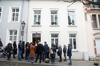 Lokales, öffentliche Hausbesichtigung, Stadt vermietet erschwinglichen Wohnraum, Foto: Anouk Antony/Luxemburger Wort