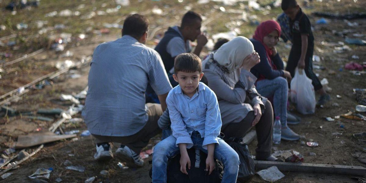 Die CSV sieht die Flüchtlingskatastrophe als Herausforderung für Gemeinden, Regierungen und die EU.
