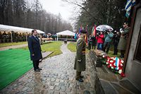 75e anniversaire du début de la Bataille des Ardennes - Wiltz - Foto: Pierre Matgé/Luxemburger Wort