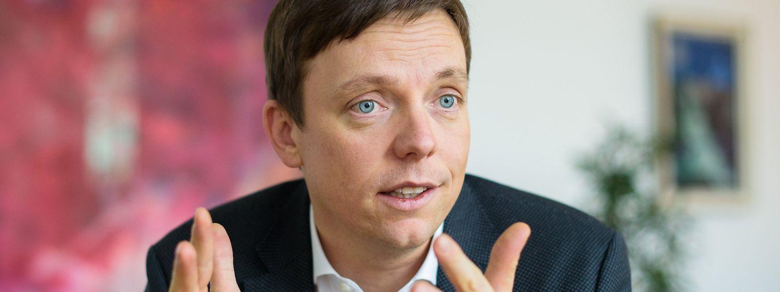 Tobias Hans s'inquiète d'une éventuelle propagation de la dernière mutation du virus au Luxembourg.