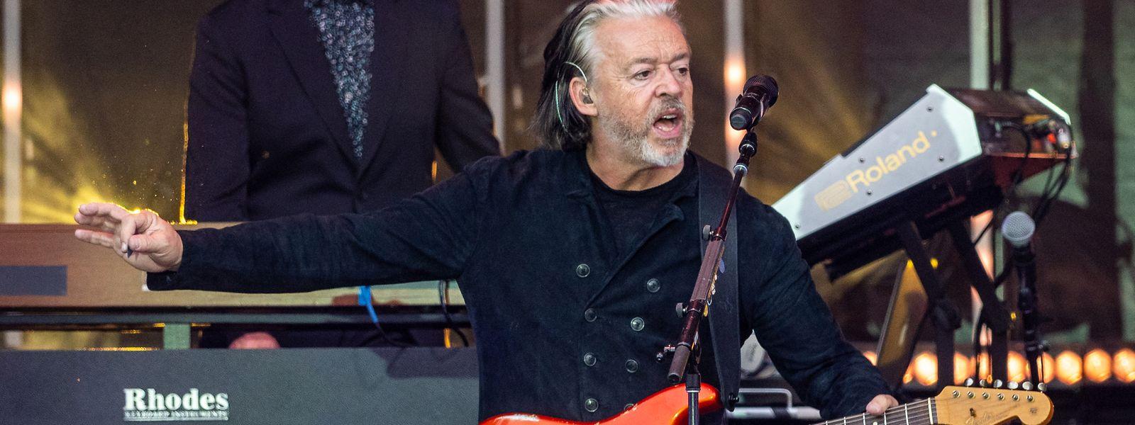 In Ehren ergraut: Roland Orzabal, der Mitbegründer der britischen New-Wave-Band aus Bath.