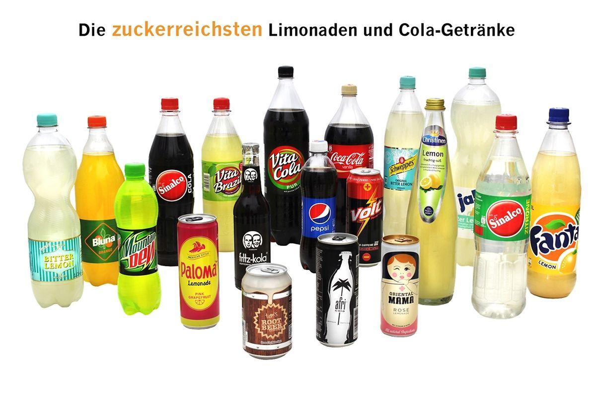 Erfrischungsgetränke: Die versteckten Krankmacher