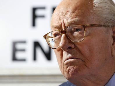 Das Berufungsgerricht verurteilte Jean-Marie Le Pen zur Zahlung von 5.000 Euro
