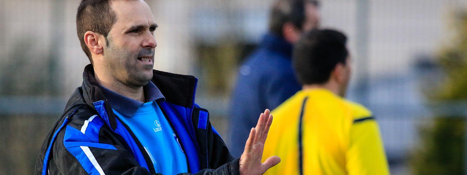 Gabriel Martins retient que son équipe progresse avec une ligne d'attaque d'adolescents