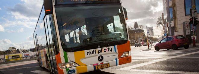 Die kostenlose Nutzung des öffentlichen Transport wird auf die Studenten ausgedehnt.