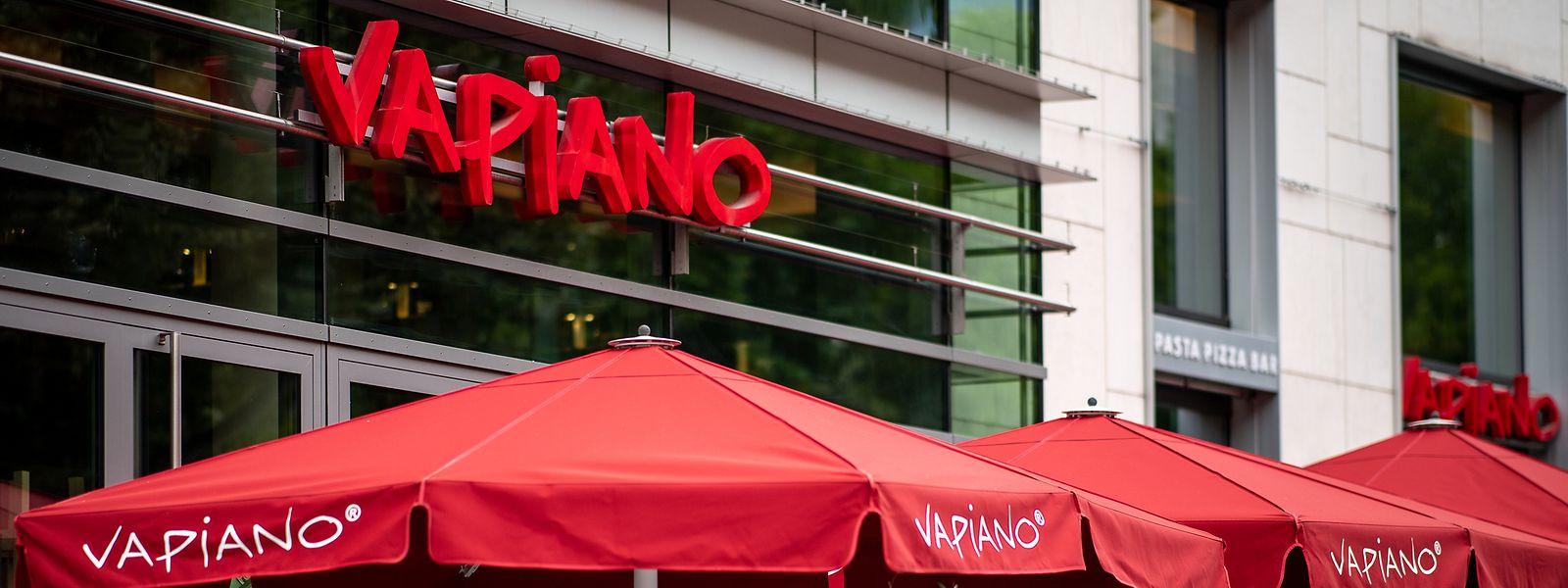 Eine Vapiano-Filiale in Stuttgart: Die Restaurantkette betreibt auch zwei Läden in Luxemburg.