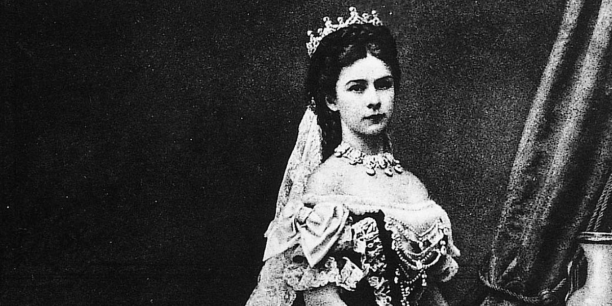 Kaiserin Sisi litt nach schweren Schicksalsschlägen unter Depressionen.