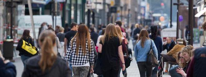 Luxemburg hat das stärkste demografische Wachstum der gesamten EU.