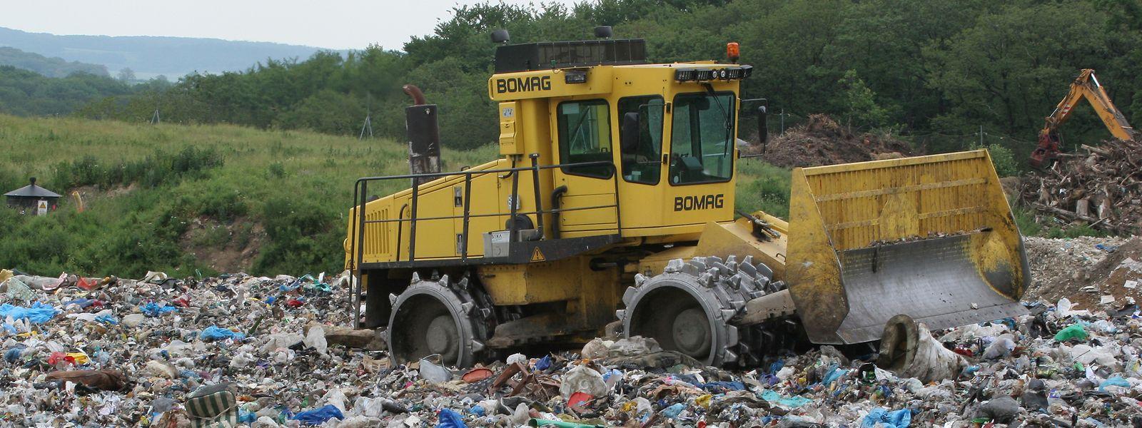 Bis 2030 soll in Luxemburg kein Müll mehr auf Deponien verbracht werden.