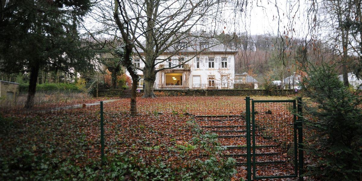 Dieses Haus in Mühlenbach war der Schauplatz des Überfalls.