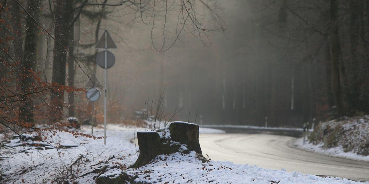 Im Dezember wurden zwölf Schneetage gezählt.