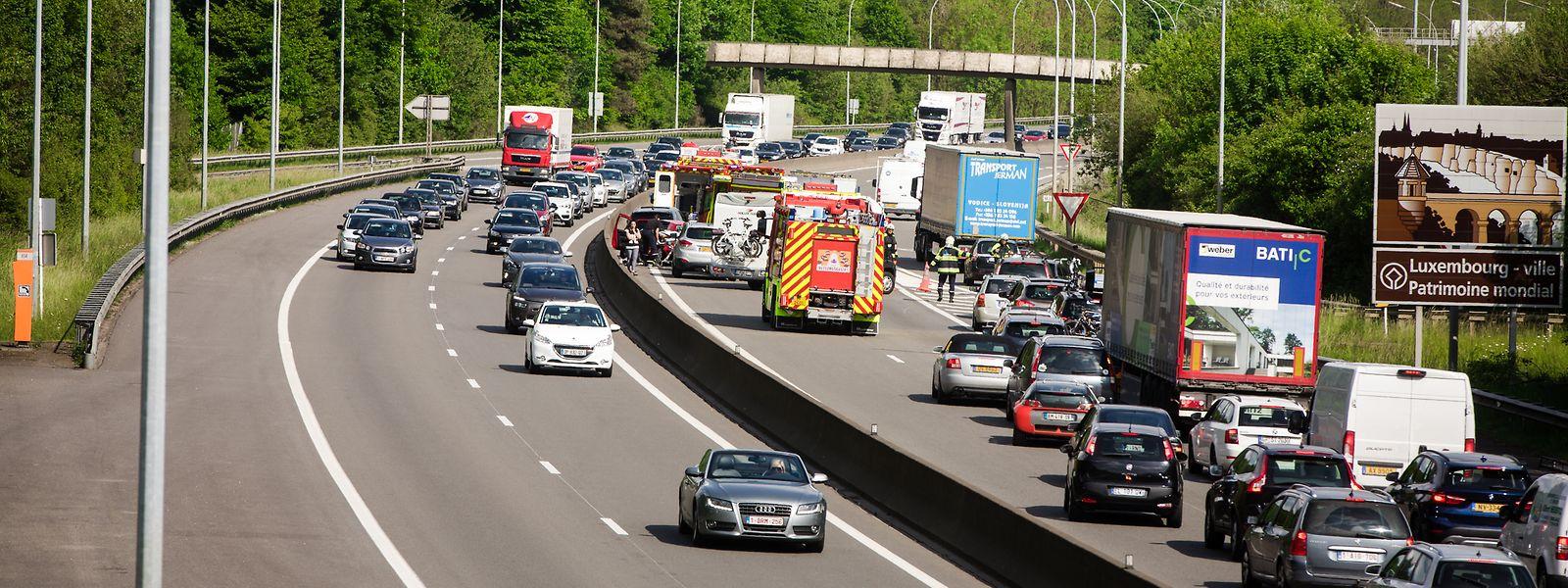 Le chantier censé permettre aux covoitureurs de relier plus vite la Belgique et le Luxembourg, est estimé à un coût total de 60 millions d'euros