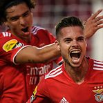 Benfica vence Boavista e consolida liderança da I Liga