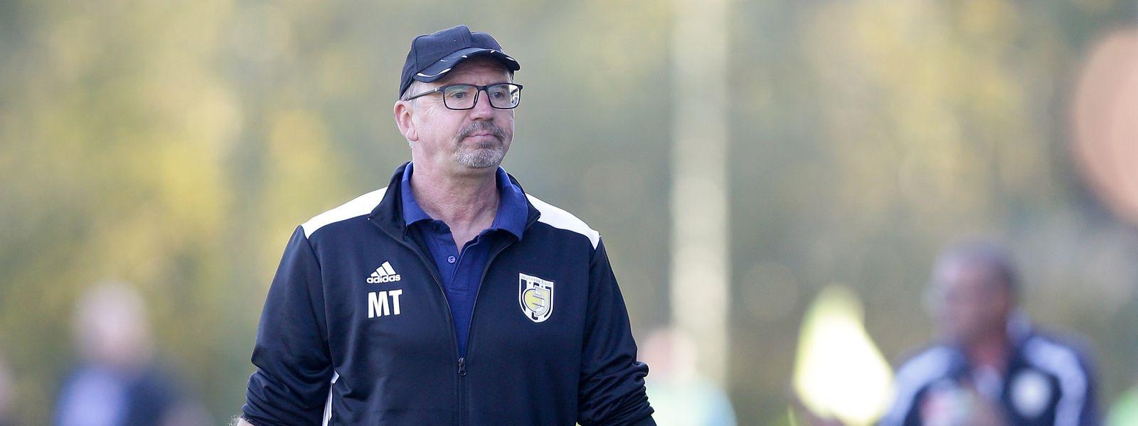 Jeunesse-Trainer Marc Thomé muss ein glückliches Händchen bei der Aufstellung beweisen.