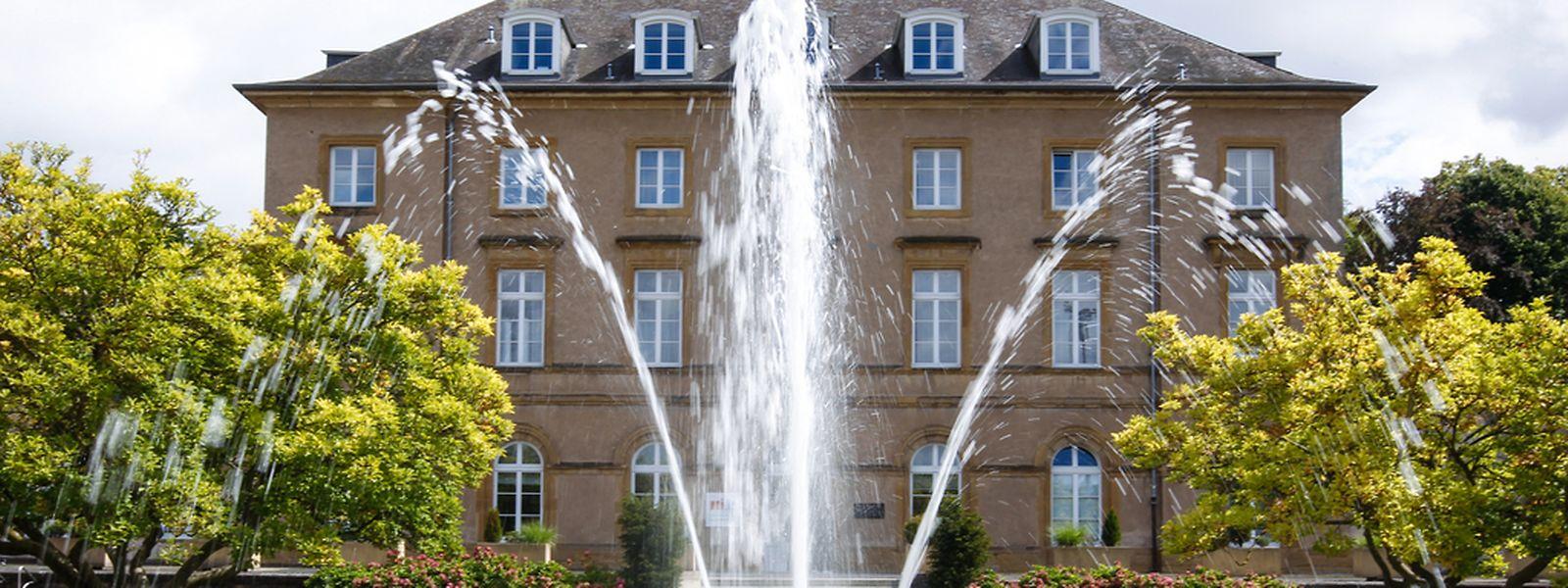 Die meisten Luxemburger Studenten bevorzugen es, sich an der Uni Luxemburg einzuschreiben.