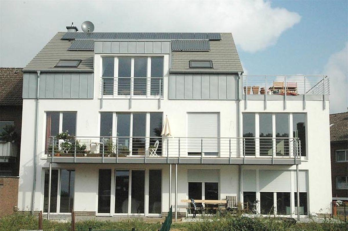 In Luxemburg gibt es heute laut Angaben des Wirtschaftsministeriums 638 Passivgebäude und 3441 Niedrigenergiegebäude.