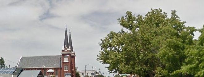Red Bluff ist eine Kleinstadt nördlich von Sacramento.