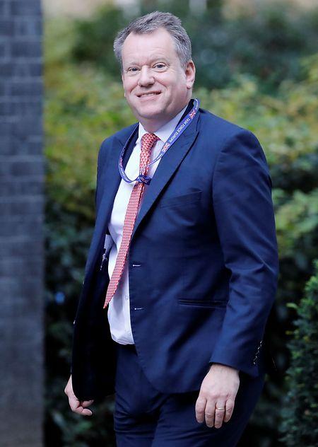 David Frost hatte am Mittwoch eine Unterredung mit Michel Barnier.