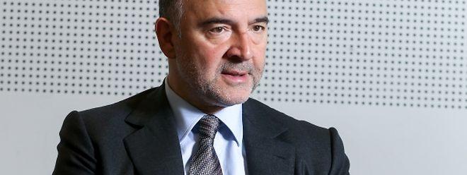 «Nous avons des critères très rigoureux. Et aucun État de l'Union européenne n'apparaît comme un paradis fiscal. Même s'il peut arriver que des pays voisins aient quelques désaccords.» Pierre Moscovici.