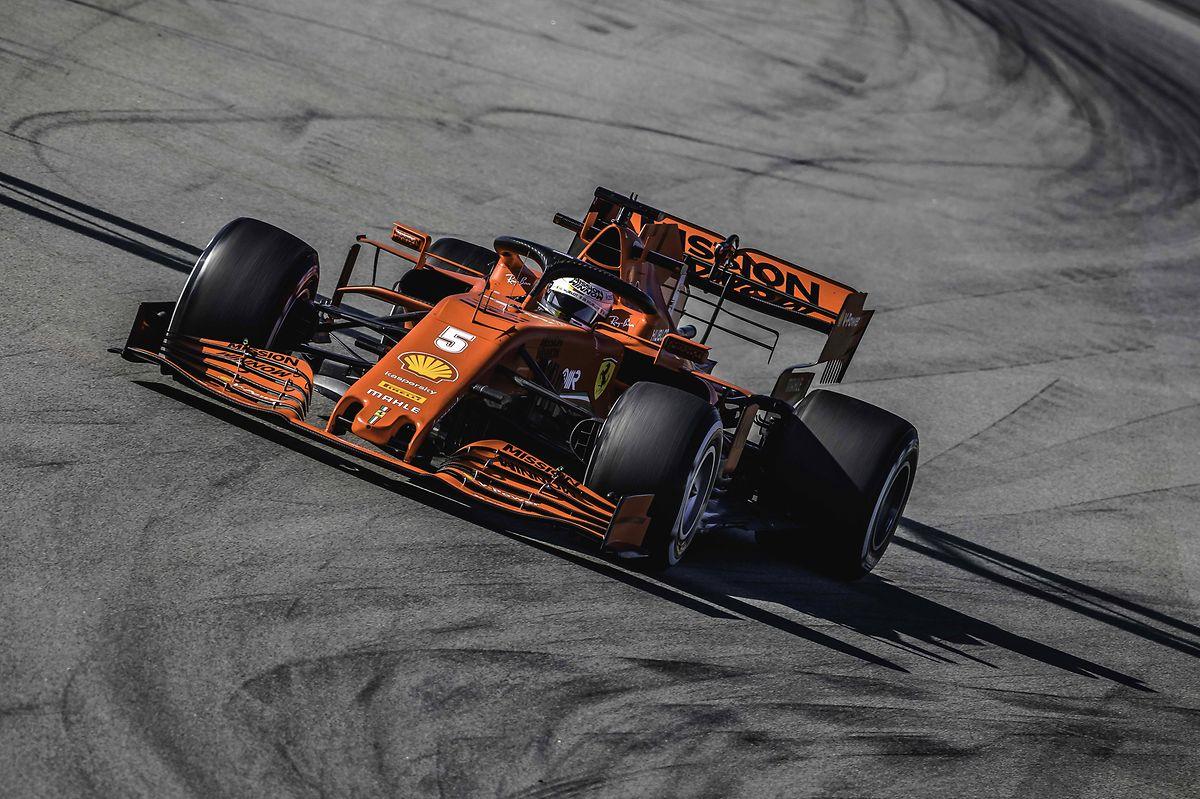 Ferrari scheint momentan die einzige Option für Vettel zu sein.