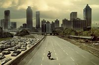 """""""The Walking Dead"""" und andere Filme und Serien prägen unsere Sicht auf die Krisen, wenn sie real werden."""