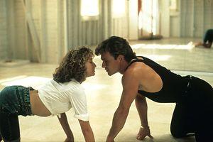 O filme Dirty Dancing, com Patrick Swayze, é uma das nossas propostas para este fim-de-semana